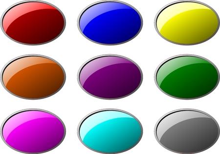 ellipse: ellipse web buttons