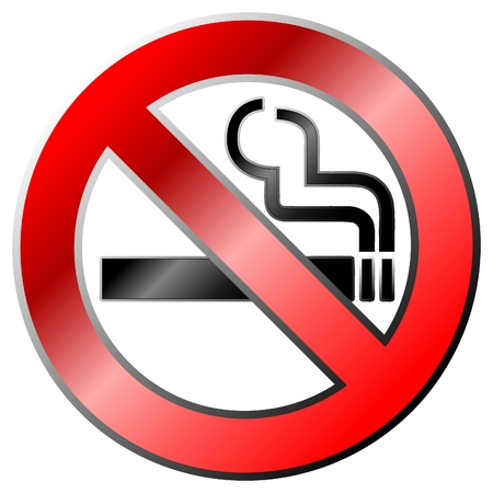 No smoking sign Stock Vector - 4392931