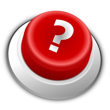 question mark button Stock Vector - 4888133