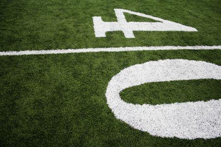 markings: Football Field Markings