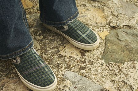 youthful: Urban, youthful, trendy footwear