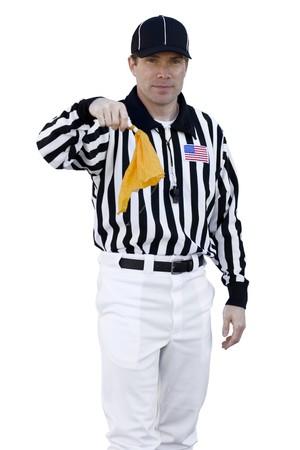 arbitros: �rbitro llamando a una falta