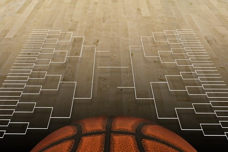 Basketball Tournament Stock Photo - 4350004