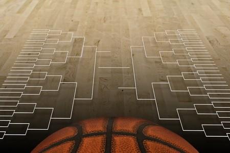 cancha de basquetbol: Torneo de Baloncesto