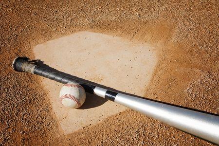 baseball swing: Baseball Background