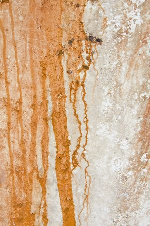 corrosive: A corrosive and rusty metal background
