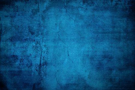 Blauwe Grunge achtergrond