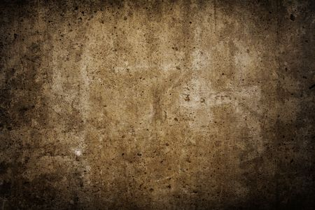 chiseled: Golden Cement Grunge Background