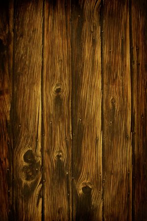 Dark Rich Wood Background photo