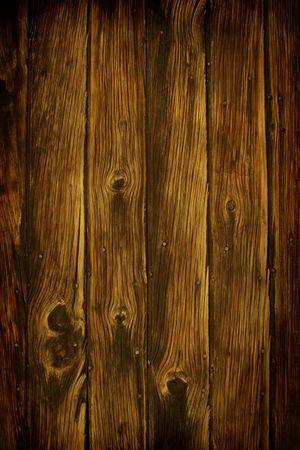 oxidado: Fondo de Rich madera oscura