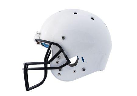 football helmet: Football Helmet Stock Photo