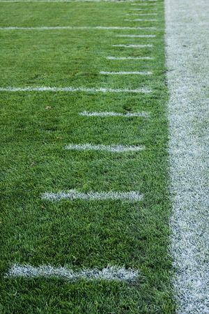 hash: Football Field sideline