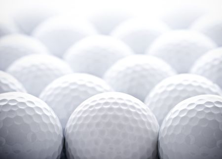 pelota de golf: Bolas de golf