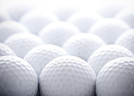 of course: Golf Balls