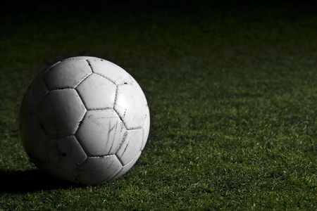 Soccer ball or Football  Stock Photo - 6832485