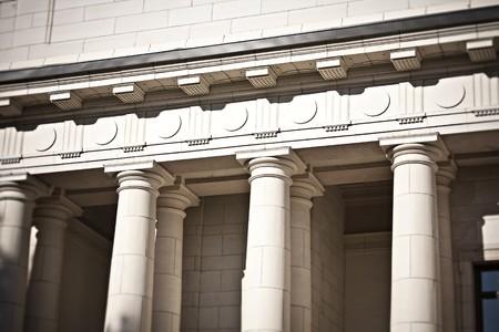 Pillars and Columns Architecture photo