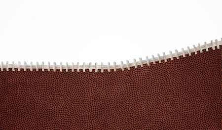 Football Laces Background