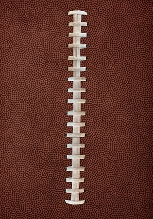 Football texture Background Stock Photo