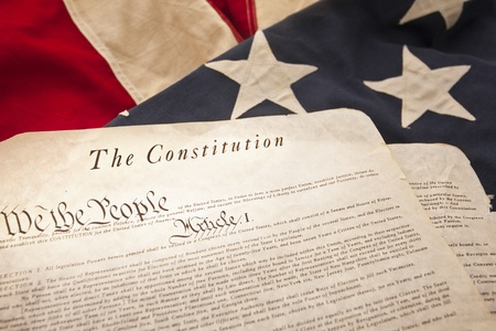 american revolution: The Declaration of Independence (Selective Focus)