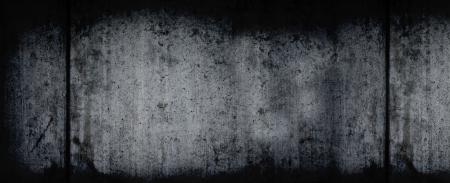 Extra Large Dark Grunge Horizontal Background