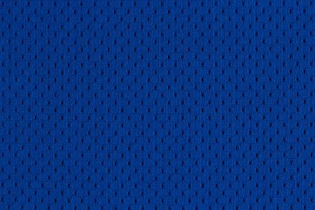 Blue Sports Jersey texture