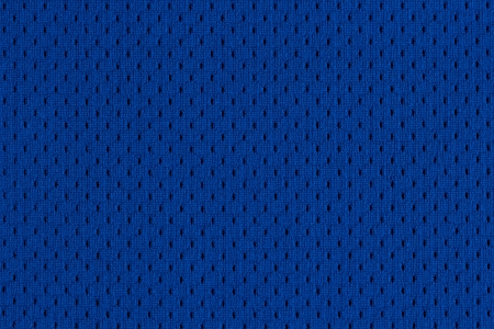 Blue Sports Jersey texture  photo