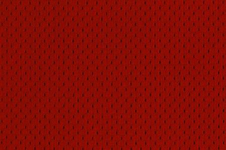 Red Sport Jersey textuur XXL Stockfoto - 14344757