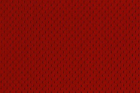 fabric texture: Red Sports Jersey texture XXL Stock Photo