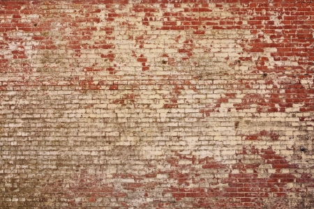 Rustic Old Brick Wall Texture