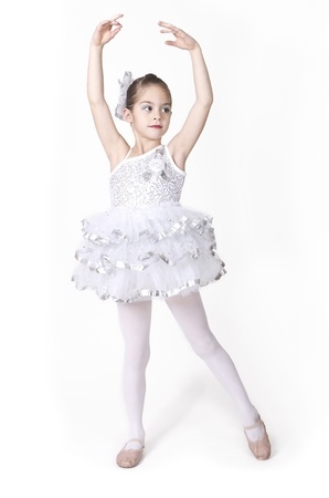 Young Female Ballet Dancer photo