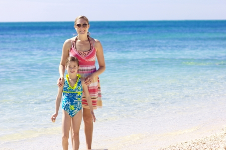 Beautiful beach vacation Stock Photo - 18024141