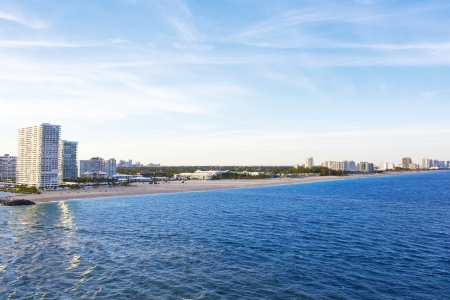 fort lauderdale: Fort Lauderdale Florida Shoreline