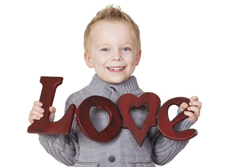 A Child s message of Love