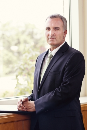 Mature Businessman Portrait vertical