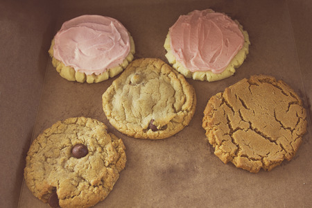 Yummy Box of assorted Cookies