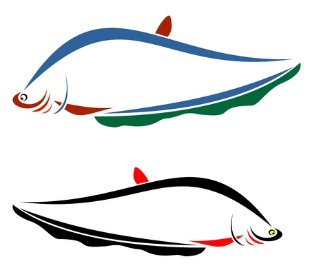 Fish Stock Vector - 15781089