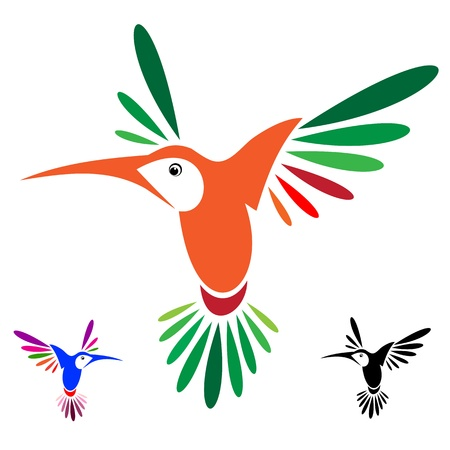 Hummingbird Stock Vector - 15781105