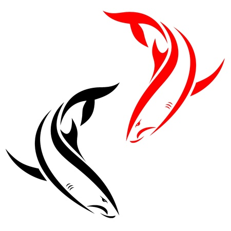 shark Stock Vector - 15819113