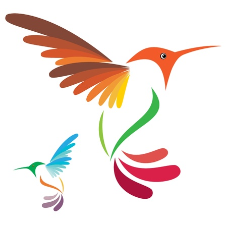 Hummingbird Stock Vector - 15822923
