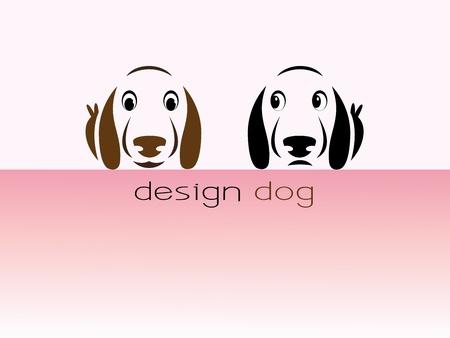 head tag: Images design dog - Illustrations Illustration