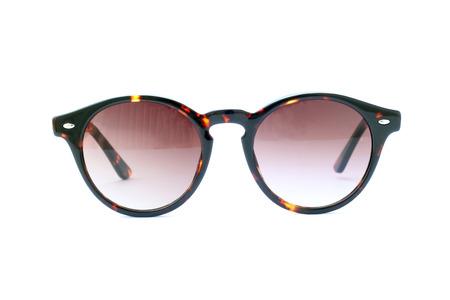 wayfarer: Image of sunglasses on a white background.