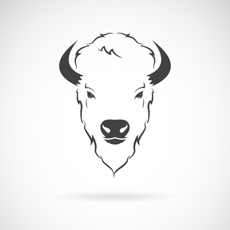 Cow head icon.