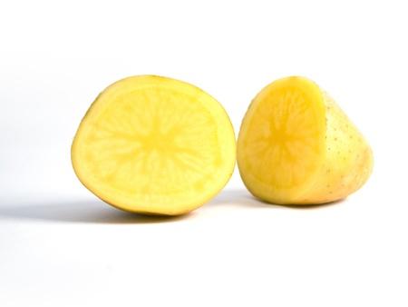 Section potato Stock Photo - 9238269
