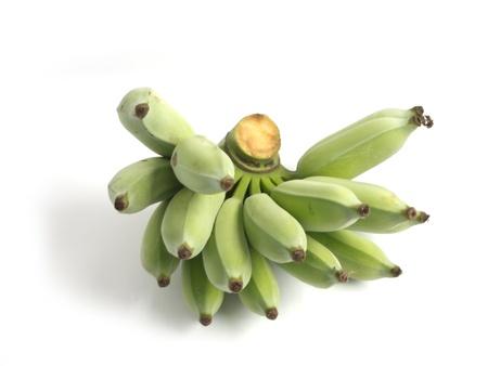 Cultivated banana photo