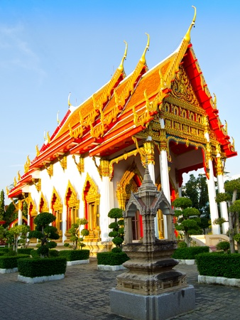 Church of Buddhism in Thailand