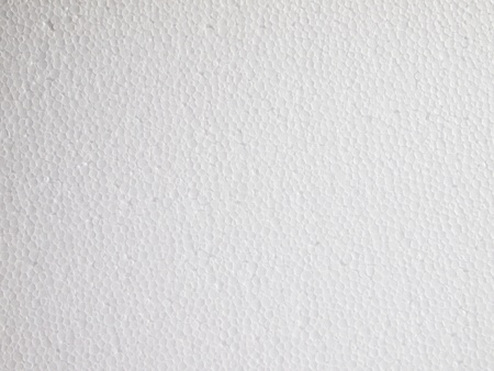 synthetically:  white foam texture for background