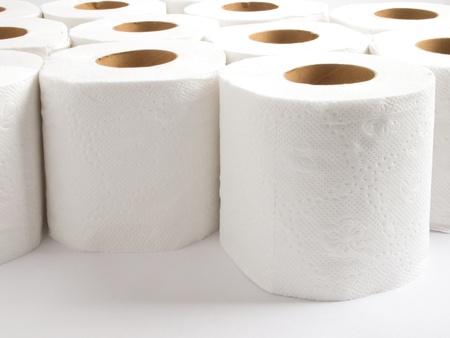 toilet paper Stock Photo - 9741119