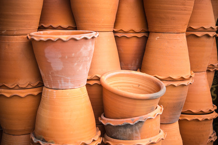 pots: pots for gardening and plant