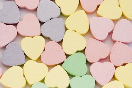 Sweet hearts Stock Photo - 2378296