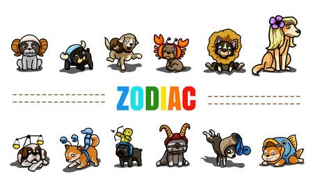 saint bernard: Zodiac